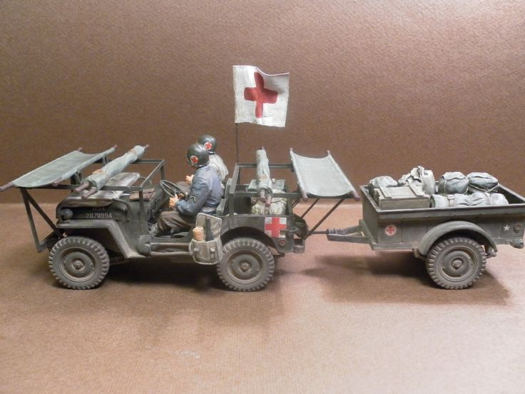 usa willy 39 s jeep ambulance wwii models 1 35 scale. Black Bedroom Furniture Sets. Home Design Ideas
