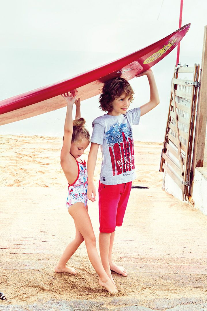 The funniest childrenswear brand. Discover the world with Bóboli!