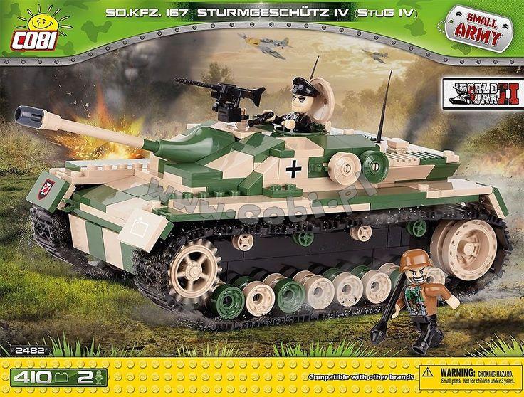 Sd.Kfz.167 Sturmgeschütz IV - niemieckie działo pancerne