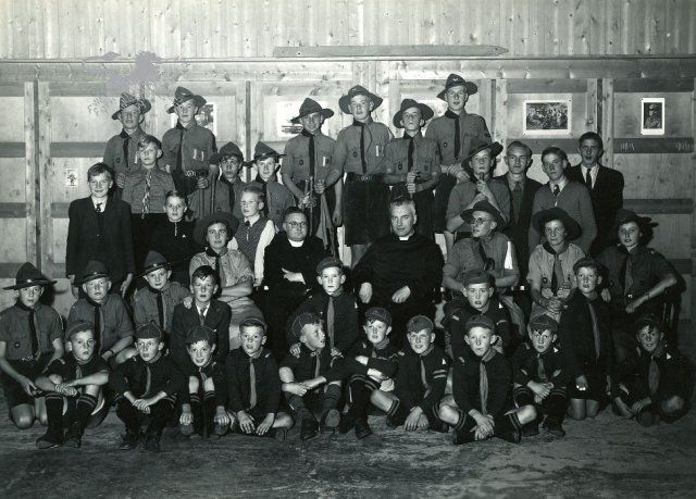 padvinderij.rooms katholieke verkenners 1939
