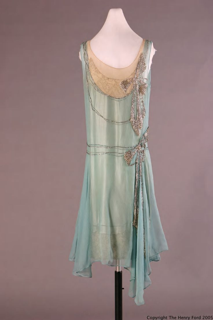 Peggy Hoyt, 1928 The Henry Ford Costume Collection
