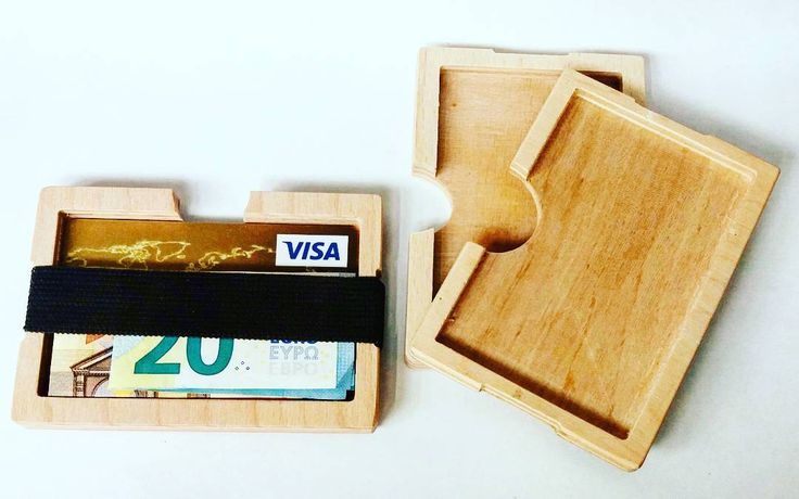 wooden wallet -  new prototype . . . . . #wood #holz #handarbeit # #handicraft #austria #österreich #deko #dekoration #stpölten #handmade #de #design #disposition #geschenk #geschenksidee #giftidea #gift #holzu木製カードケースndleidenschaft #woodart #personalisiert #personalized #stpoelten #stpölten #deco #decoration #handmadeintheeveryday #madeinaustria  #woodenwallet #mensgifts
