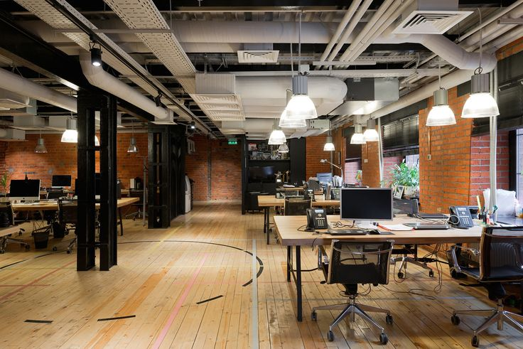 Championat.com, a popular Russian sports streaming website that focuses on the live coverage of the sporting events, recently moved into a new office located in a former factory loft building ... Read More