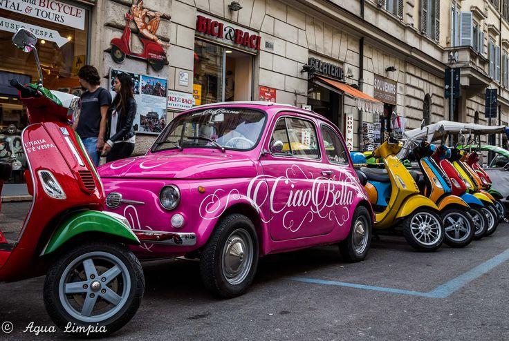https://flic.kr/p/QQrdzb | La Cosa Piú Popolare | Italy, Rome.