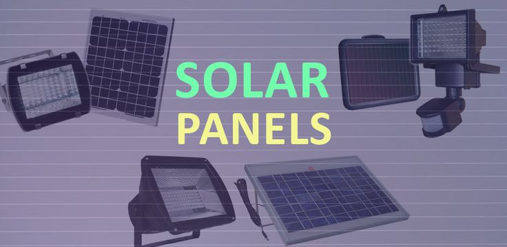There are two main types of solar panels – Solar Photovoltaic (PV) panels and solar thermal energy panels. First generates electrical power by converting sun energy into electricity. Second uses su…