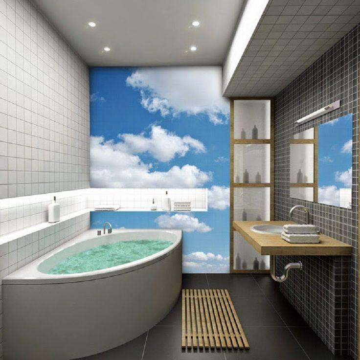 124 besten Bathroom Designs Bilder auf Pinterest | Badezimmerideen ...