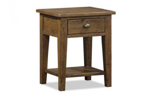 Heritage Office Small Lamp Table