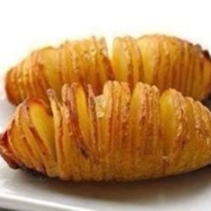 Better Than Fries Baked Potatoes potatoes, olive oil and/or butter, sea salt, pepper. Cook Time: 40 Min, Cooking Method: Bake