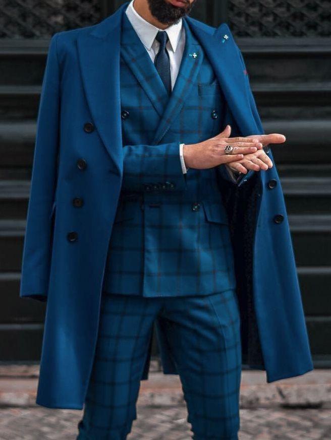 Mens Dapper Fashion Is About Unique Men Suit And Self Validation