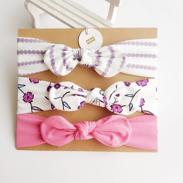 3 Pack Baby Girl Headband