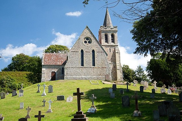 Small churches of England | Small church sandford england