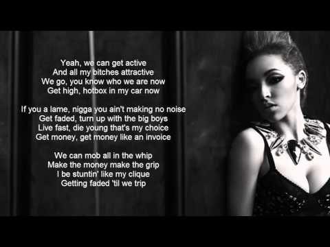 Tinashe - 2 On (Lyrics On Screen) - YouTube