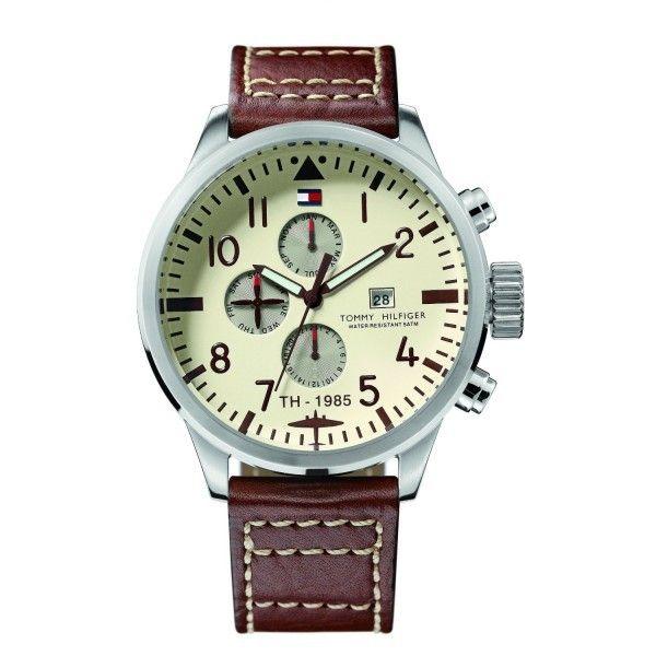 Reloj tommy hilfiger jackson 1790684 - 179,10€ http://www.andorraqshop.es/relojes/tommy-hilfiger-jackson-1790684.html
