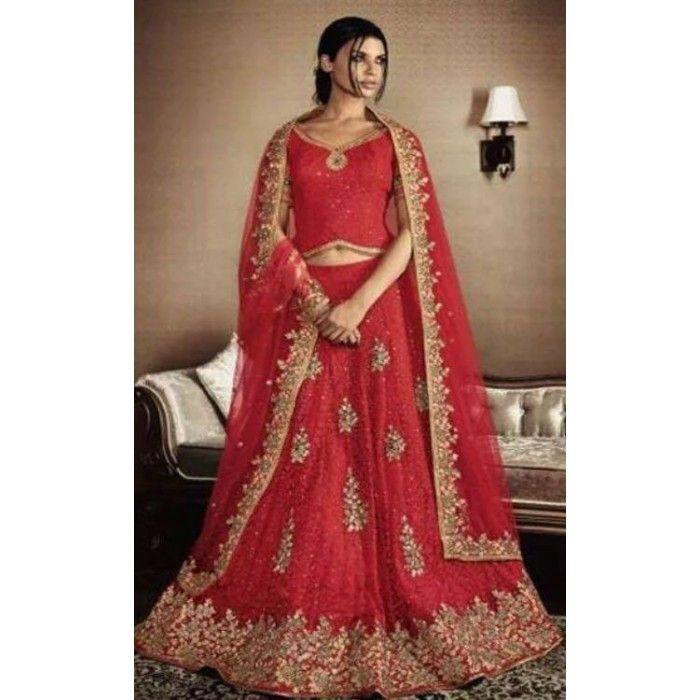 Exquisite Bridal Lehenga Choli - 18