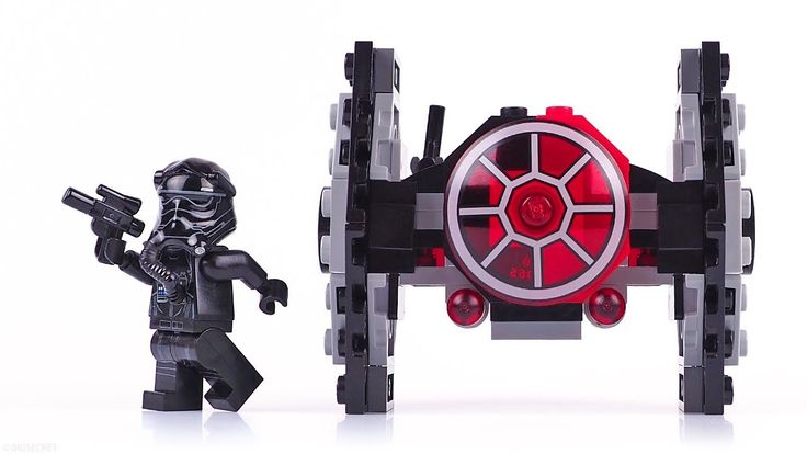 LEGO <b>Star Wars First Order</b> TIE Fighter Microfighter Series 5 • Stop ...
