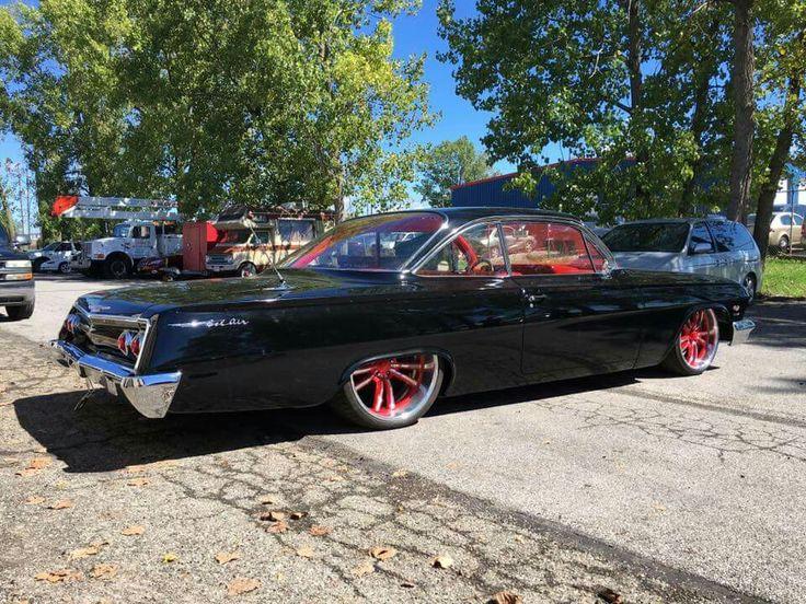 Bel Air Moose Car Show