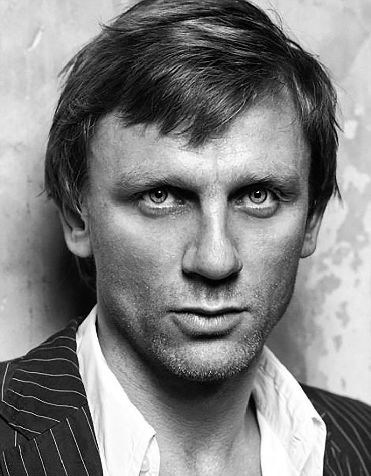 Un joven Daniel Craig en el Royal Court Theatre de Chelsea en 2002 (Gentileza John Stoddart)