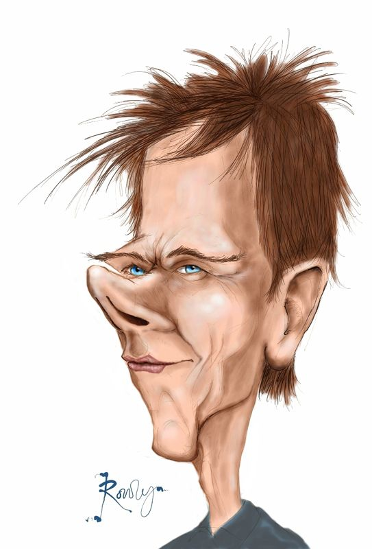 Kevin Bacon (by Rowly) http://dunway.com/
