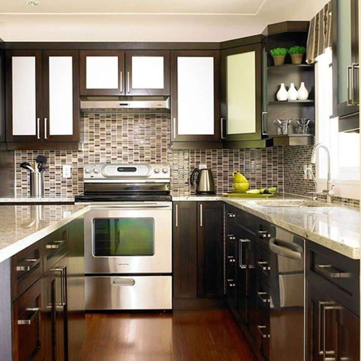 Kitchen Design Pictures Black Appliances: 25+ Best Ideas About Dark Wood Trim On Pinterest