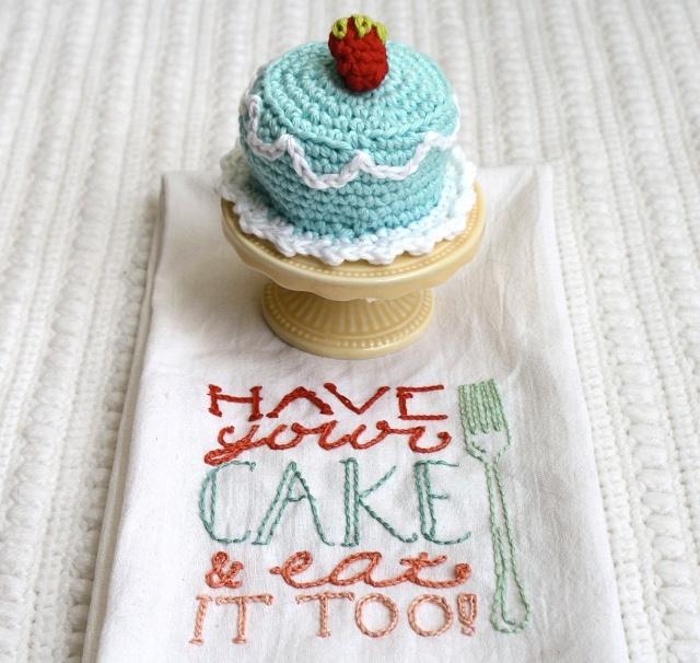 one sheepish girl: Crochet Birthday, Birthday Quotes, Sheepish Girls, Cakes Cupcakes, Birthday Crochet, Crochet Amigurumi, Girls Stitches, Crochet Cakes, Birthday Cakes