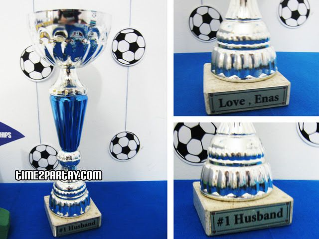 17 best images about fiesta real madrid on pinterest real madrid soccer themed parties and - Real madrid decorations ...