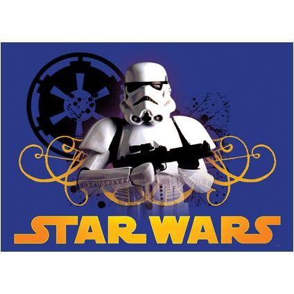 Vloerkleed Star Wars Stormtrooper   Praxis