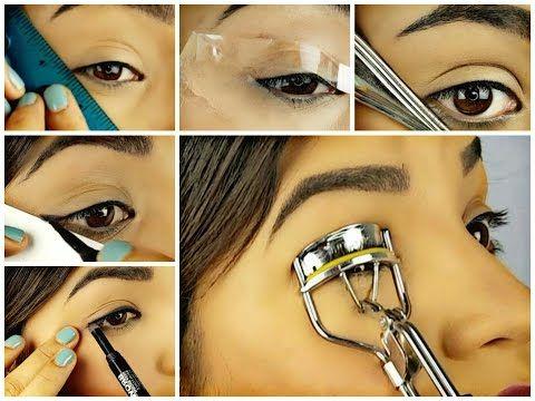 5 TRUCOS para Maquillar la Cuenca del Ojo / Como MARCAR la cuenca del ojo - YouTube
