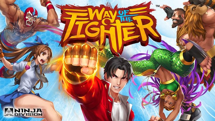 Ninja Division Launches Way of the Fighter Kickstarter  http://www.tabletopgamingnews.com/ninja-division-launches-way-of-the-fighter-kickstarter/