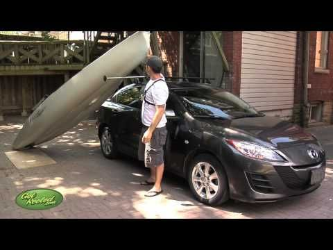 Loading the Hobie Mirage Pro Angler - One Person! - GetREELed - YouTube