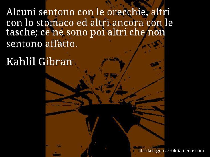 Cartolina con aforisma di Kahlil Gibran (77)