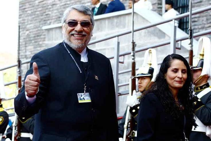 El expresidente de Paraguay, Fernando Lugo.