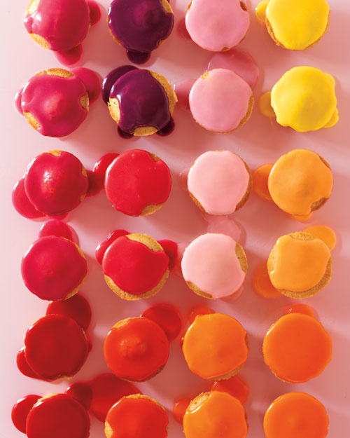 ... Cupcakes with Citrus Glaze | Recipe | Cupcake, Glaze and Cupcake Wars