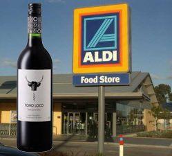 Aldi-spanish-wine-wins-award