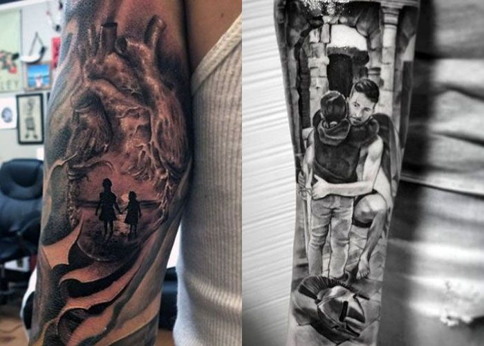101 Best Family Tattoos For Men Meaningful Designs Ideas 2020 Guide Family Tattoos For Men Cool Tattoos For Guys Good Family Tattoo