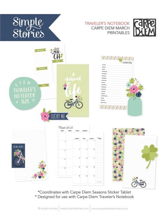 Enter Description Here Planner Printables Free Simple Stories Planner Free Printable Planner Stickers
