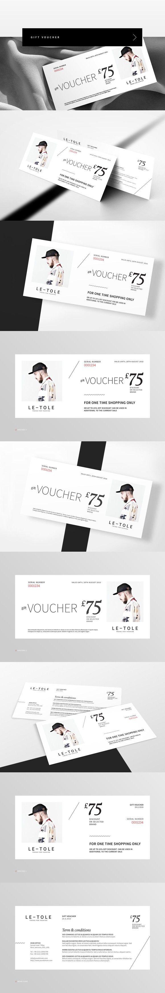Fashion Gift Voucher
