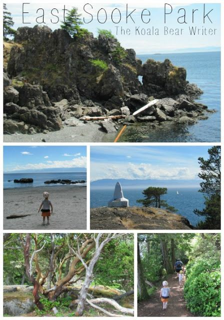 Explore: East Sooke Park near Victoria, BC (great hiking with the kids!)