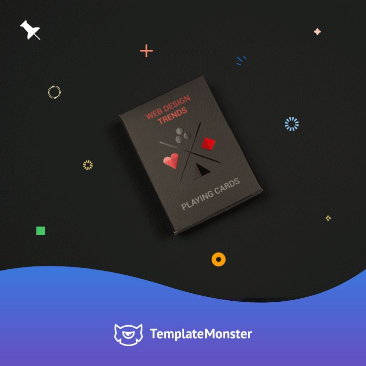 Check out Web Design Trends Playing Cards – a completely stunning deck that shows web design history in 52 cards! #webdesigntrends   #neutralbackground #pokercards #pokerdeck  https://www.pinterest.com/templatemonster/web-design-trends-cards/