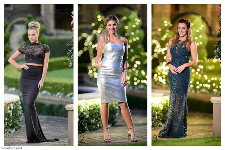The Bachelor Best Dressed - Episode 8 The Bachelor Australia 2016 by Forty Up