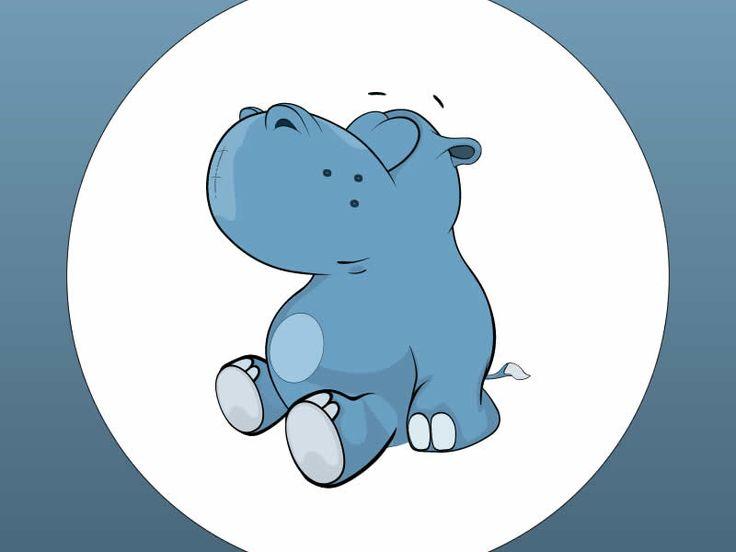 El Egoísta : Fábula infantil Érase una vez un hipopótam …