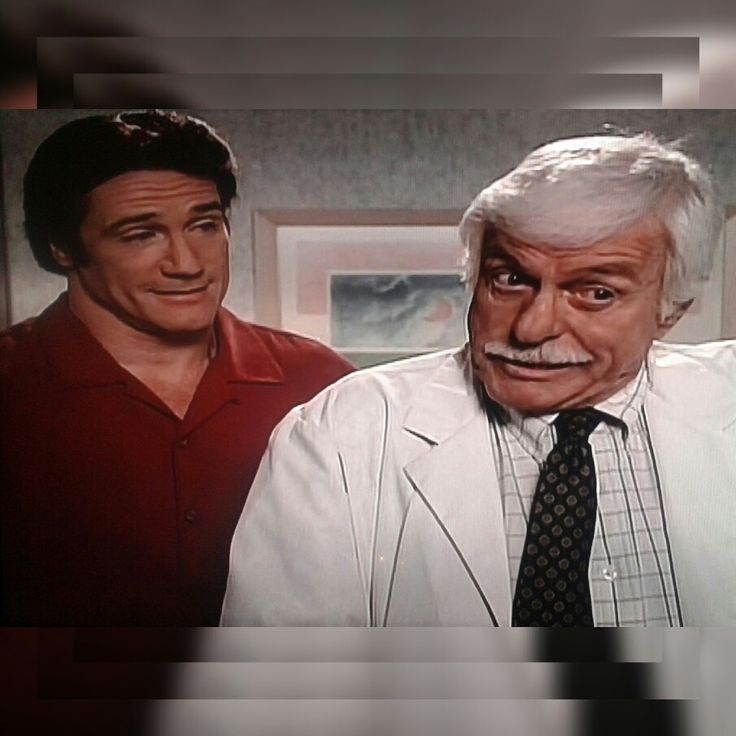 Oha. You will marry him? ;-) Diagnosis Murder - Dick van Dyke and Barry van Dyke ♥♡