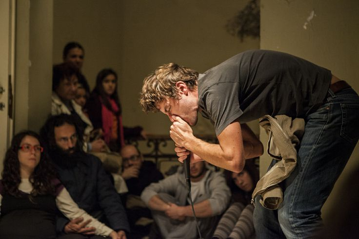 Photo…graphy: festival performance: Aymeric Hainaux, Emotional