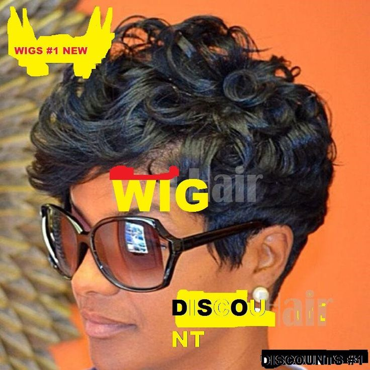 "Brazilian Wigs Human hair Celebrity Rihanna's  Hairstyle  ""New Arrival""  https://uniquexpress-k.myshopify.com/products/brazilian-wigs-human-hair-celebrity-rihannas-hairstyle-new-arrival"