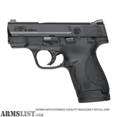 For Sale:  Factory N.I.B. Smith & Wesson M&P Shield w/ thumb safety 9mm *ON SALE*