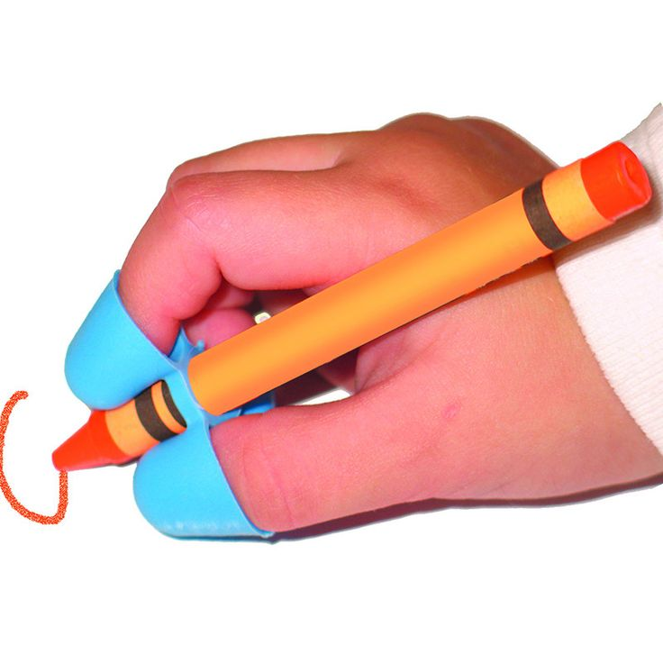 The Writing CLAW is a fun, affordable and effective way to teach young children how to hold their pencil correctly. All children, including those with Autism, ADHD, developmental disabilities, learnin