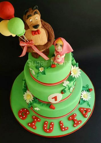 55 Best Images About Party Theme Masha Amp The Bear On