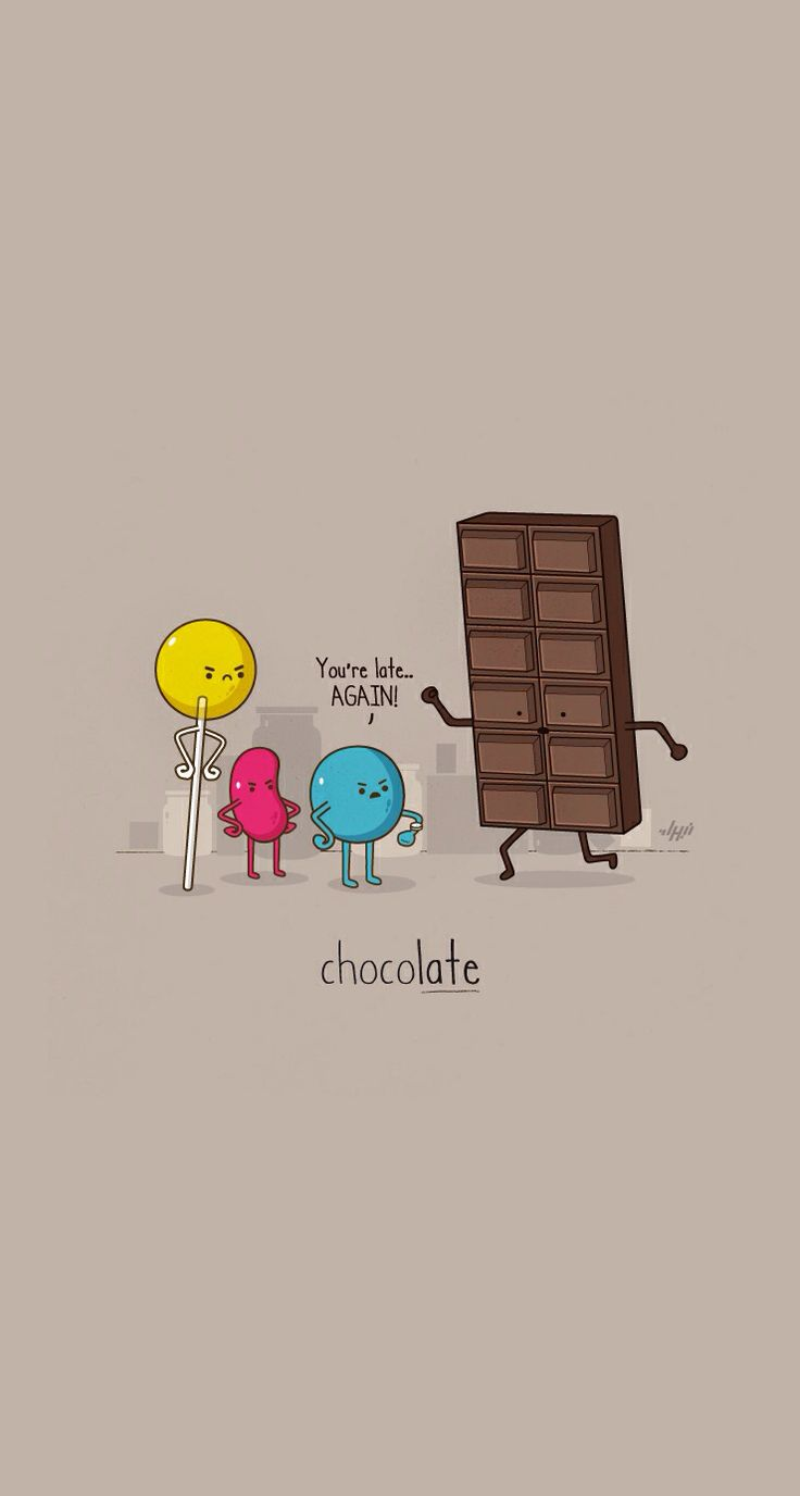 chocoLATE! #funny #chocolate #candy