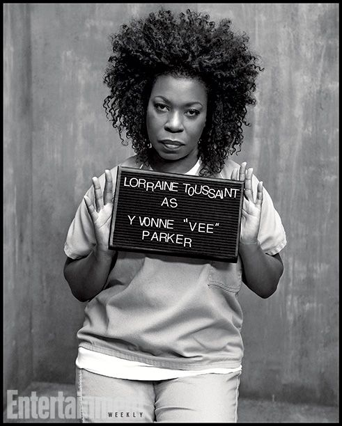"""Orange Is the New Black 