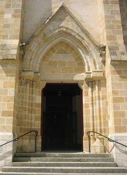 Église Saint-Vincent-diacre, Ustaritz. Aquitaine