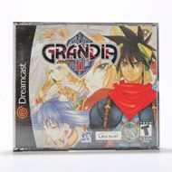 Boxshot: Grandia II by None
